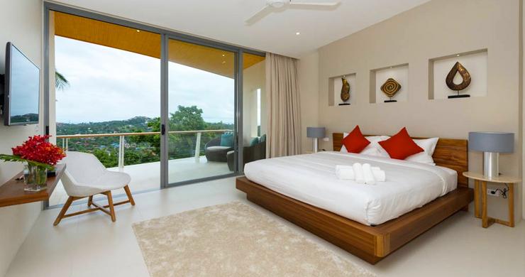 Exclusive New Luxury Sea-view Villas in Lamai-12
