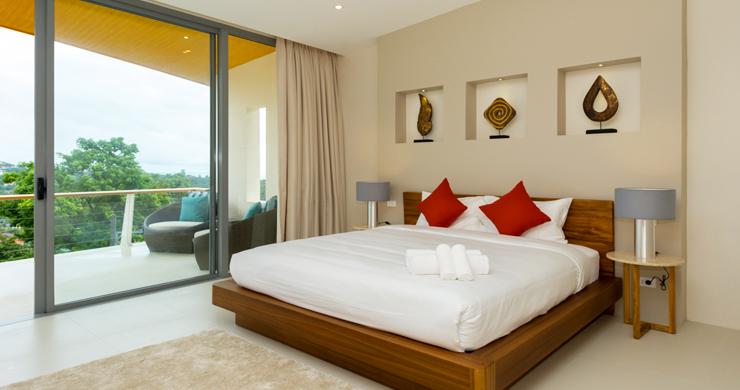 Exclusive New Luxury Sea-view Villas in Lamai-11