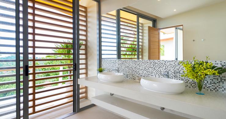 Exclusive New Luxury Sea-view Villas in Lamai-13