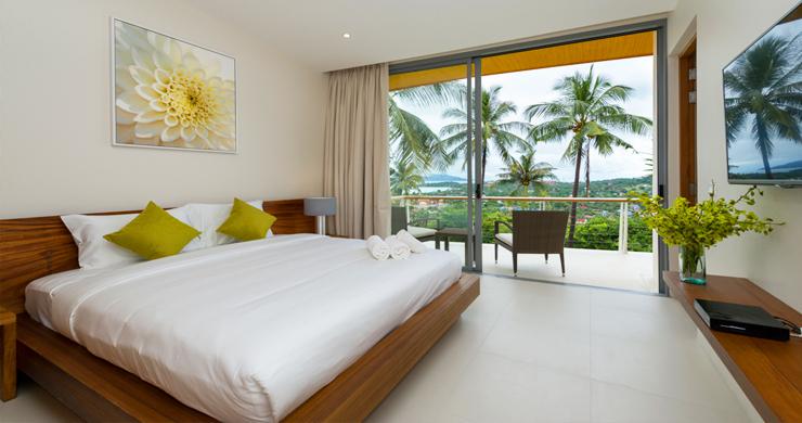 Exclusive New Luxury Sea-view Villas in Lamai-10
