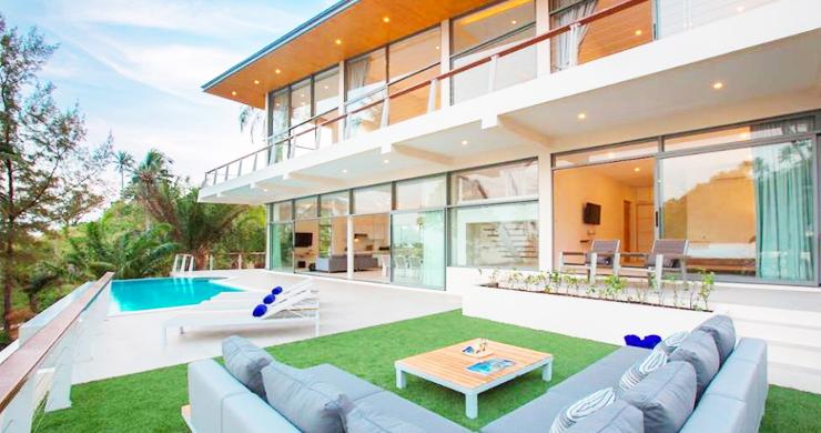 Exclusive New Luxury Sea-view Villas in Lamai-2