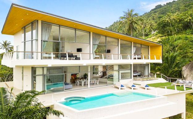 Exclusive New Luxury Sea-view Villas in Lamai