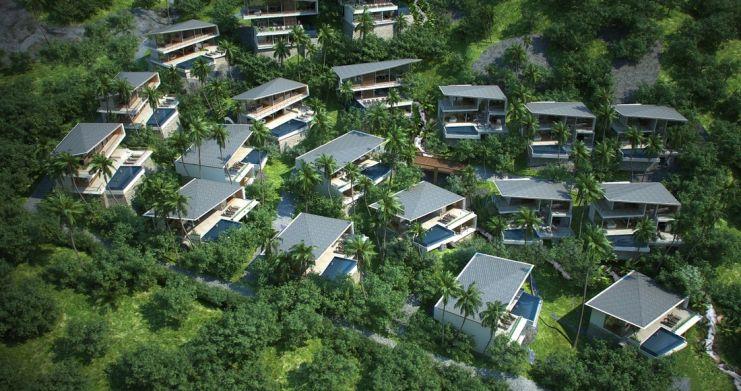 Exclusive New Luxury Sea-view Villas in Lamai-23