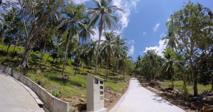 New Sea View Land by Chaweng Noi Bay-5