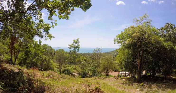 New Sea View Land by Chaweng Noi Bay-1