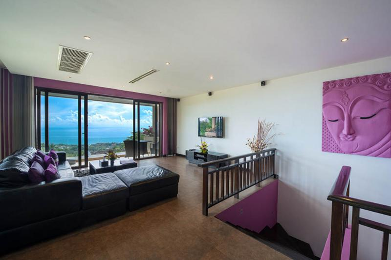 2 Bedroom Luxury Sea View Townhouses In Chaweng-11