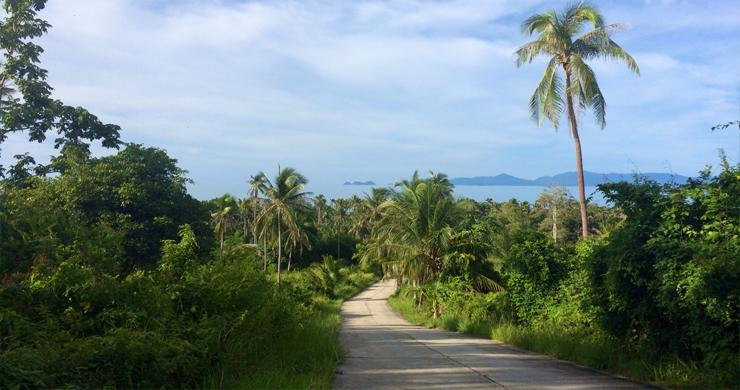 Premium Sea view Land by Bang Por Beach-1