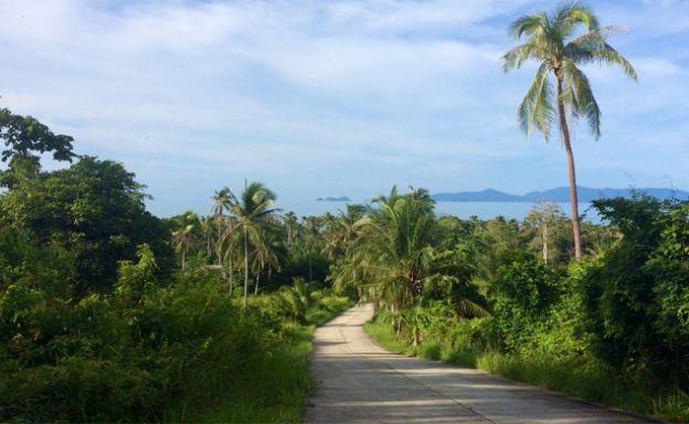 Premium Sea view Land by Bang Por Beach