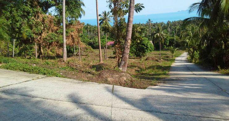 Premium Sea view Land by Bang Por Beach-2