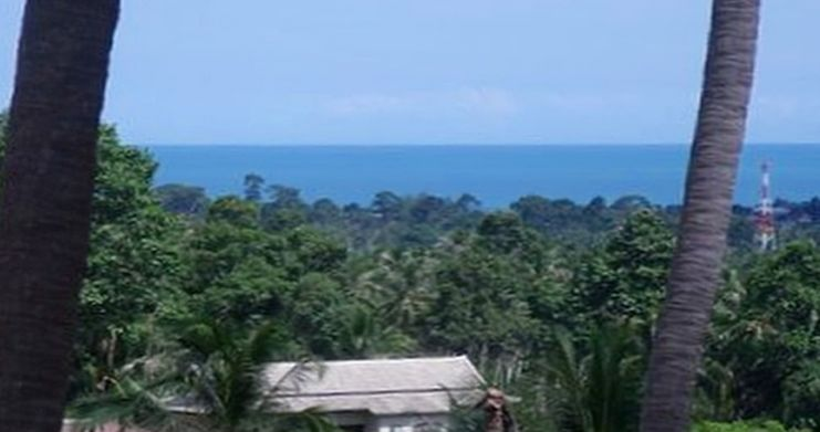 Superb Sea View Land Plots for Sale in Peaceful Lamai-4
