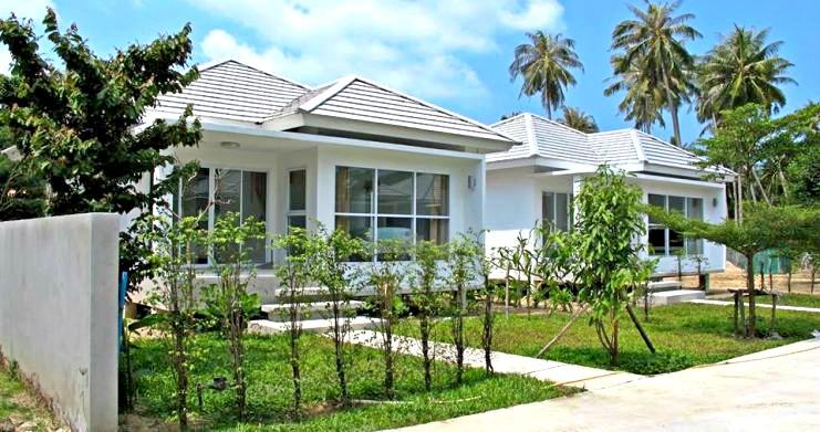 New 2 bedroom Modern Villas in Peaceful Ban Tai-1