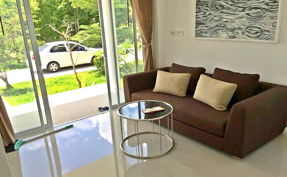 New 2 bedroom Modern Villas in Peaceful Ban Tai-2