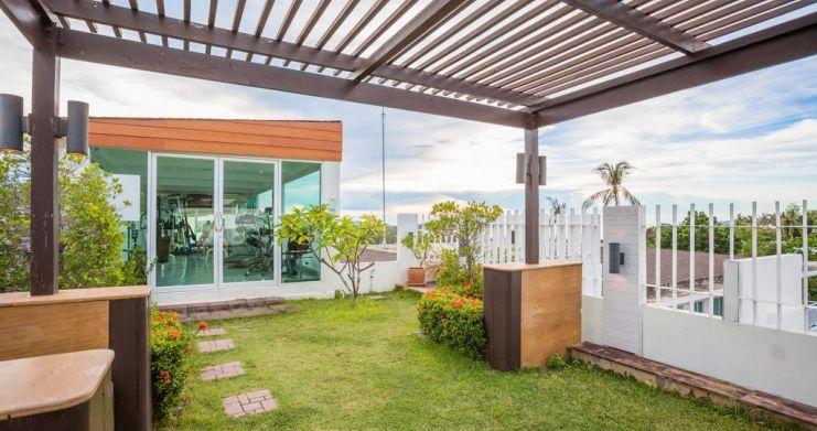 Beachside 3 Bedroom Luxury Pool Villa in Lipa Noi-18