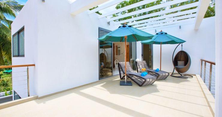 Beachside 3 Bedroom Luxury Pool Villa in Lipa Noi-7