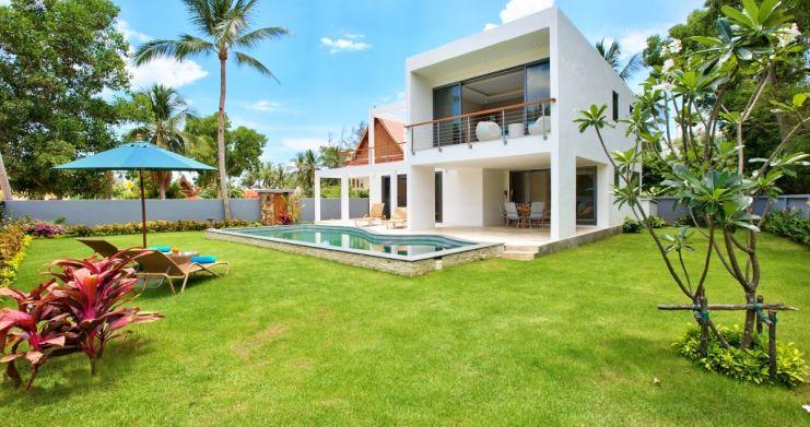 Beachside 3 Bedroom Luxury Pool Villa in Lipa Noi-1