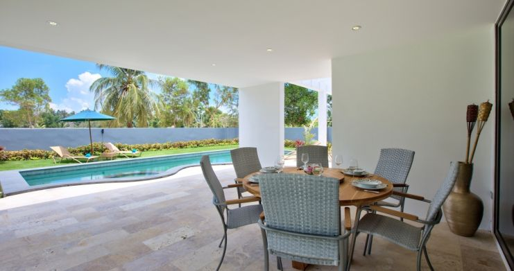 Beachside 3 Bedroom Luxury Pool Villa in Lipa Noi-6