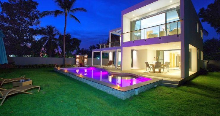 Beachside 3 Bedroom Luxury Pool Villa in Lipa Noi-24