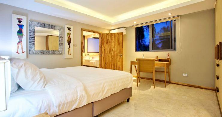 Beachside 3 Bedroom Luxury Pool Villa in Lipa Noi-9