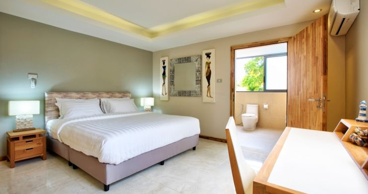 Beachside 3 Bedroom Luxury Pool Villa in Lipa Noi-8