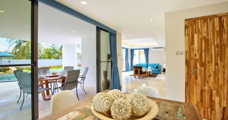 Beachside 3 Bedroom Luxury Pool Villa in Lipa Noi-5