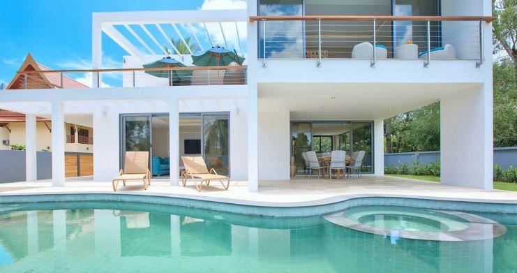 Beachside 3 Bedroom Luxury Pool Villa in Lipa Noi-2