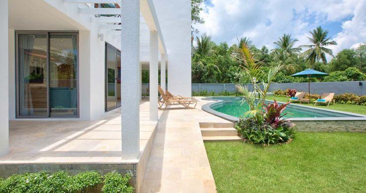 Beachside 3 Bedroom Luxury Pool Villa in Lipa Noi-19