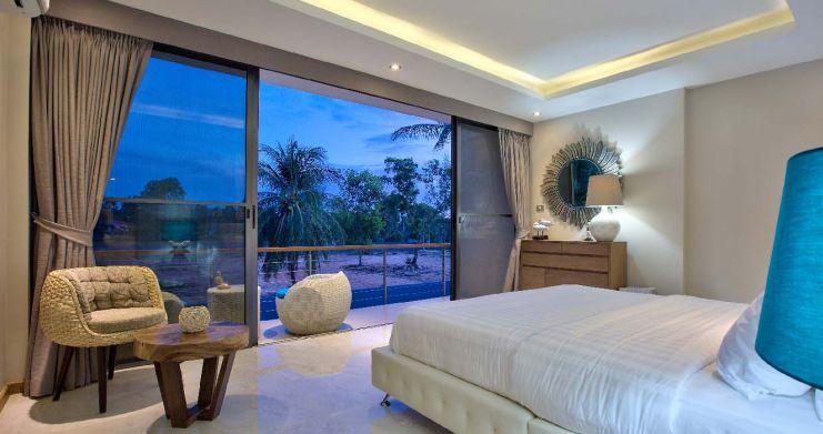 Beachside 3 Bedroom Luxury Pool Villa in Lipa Noi-22