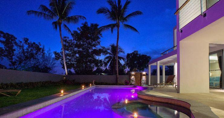 Beachside 3 Bedroom Luxury Pool Villa in Lipa Noi-25