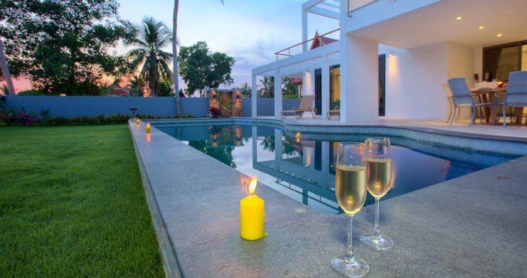 Beachside 3 Bedroom Luxury Pool Villa in Lipa Noi-23