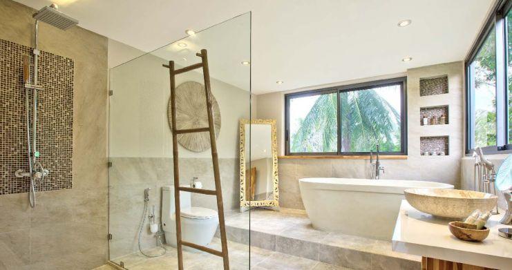 Beachside 3 Bedroom Luxury Pool Villa in Lipa Noi-16