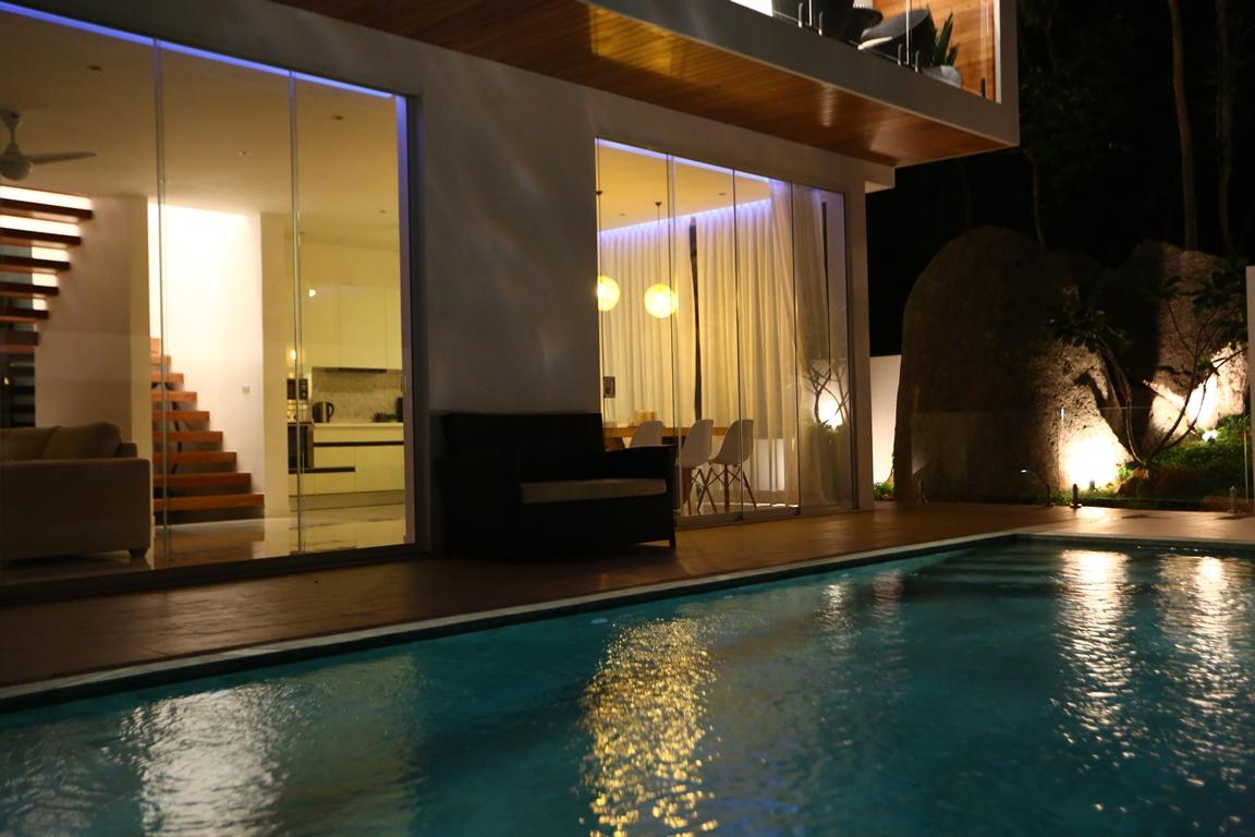 Unique Design Luxury Pool Villa on Lamai Hillside-23