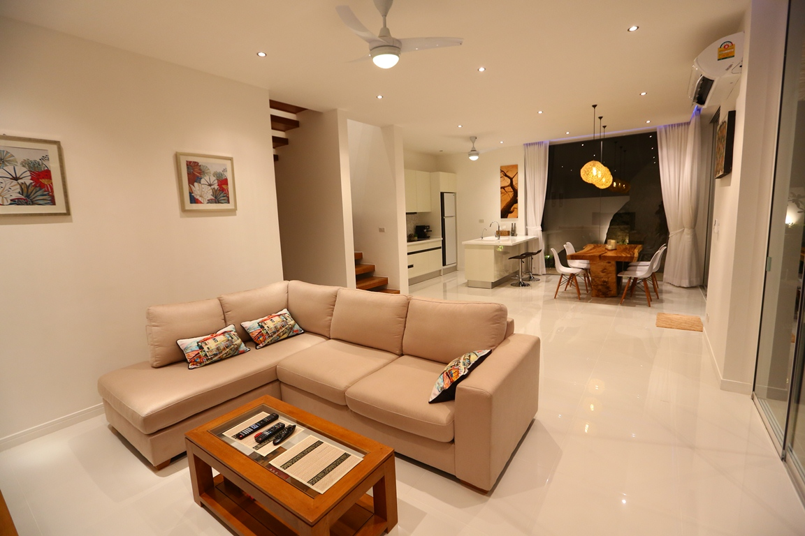Unique Design Luxury Pool Villa on Lamai Hillside-18