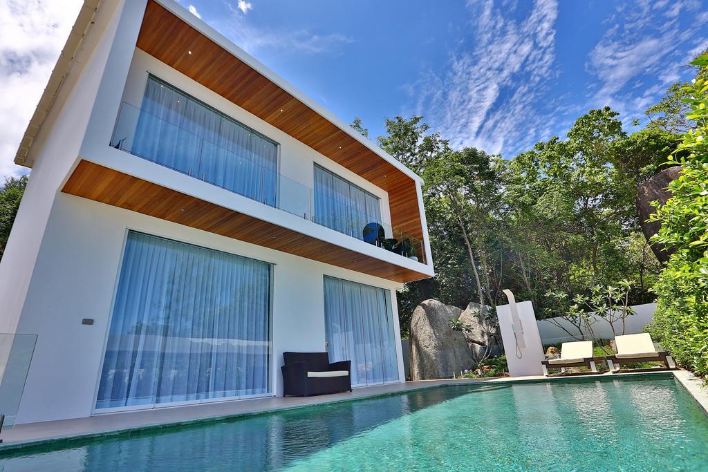 Unique Design Luxury Pool Villa on Lamai Hillside-1