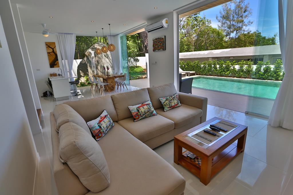 Unique Design Luxury Pool Villa on Lamai Hillside-5