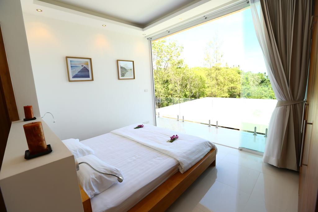 Unique Design Luxury Pool Villa on Lamai Hillside-7