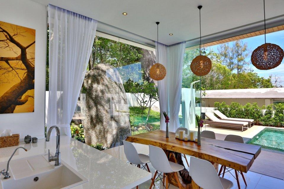 Unique Design Luxury Pool Villa on Lamai Hillside-3