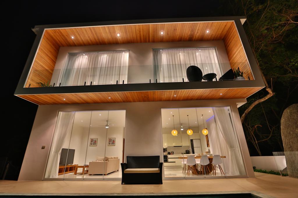 Unique Design Luxury Pool Villa on Lamai Hillside-25