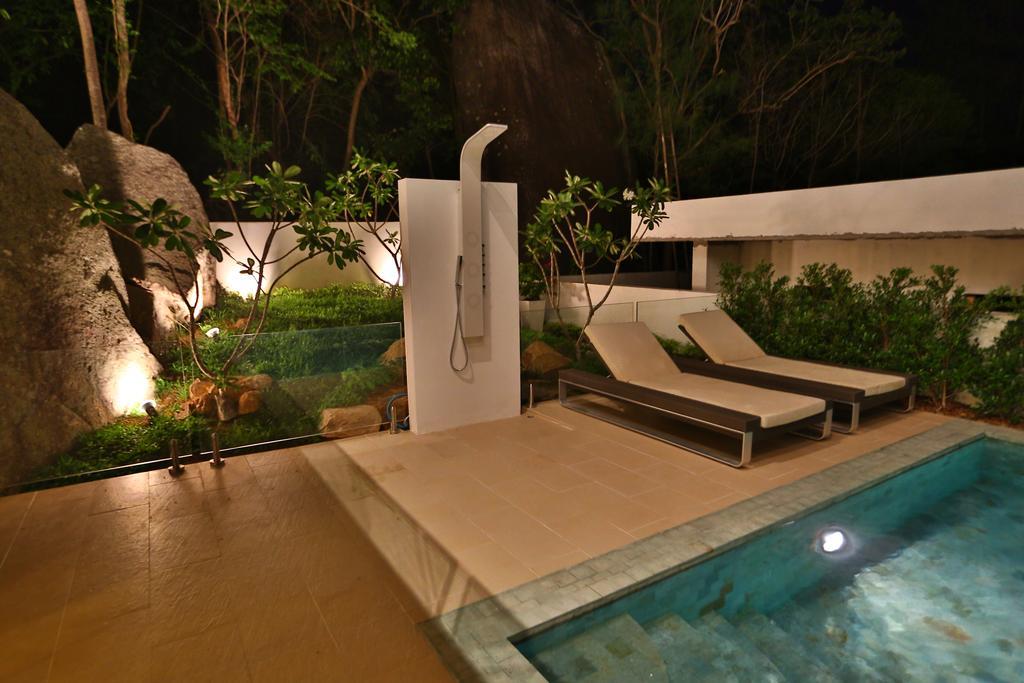 Unique Design Luxury Pool Villa on Lamai Hillside-22