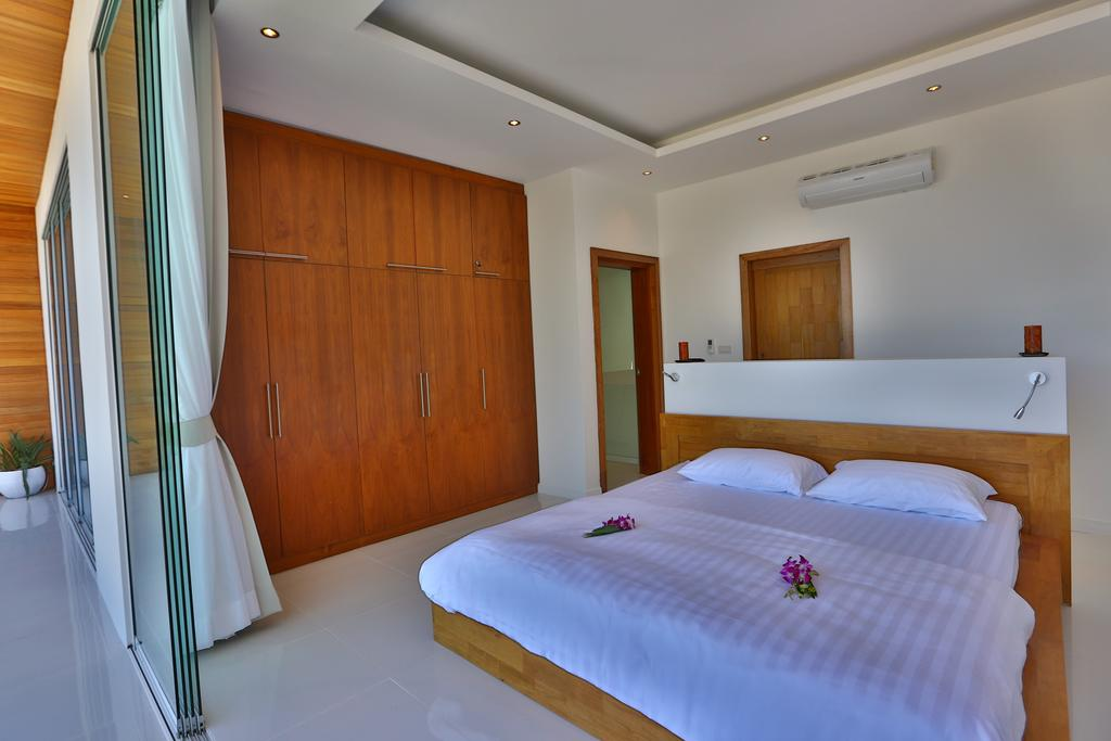 Unique Design Luxury Pool Villa on Lamai Hillside-6