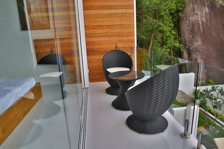 Unique Design Luxury Pool Villa on Lamai Hillside-11