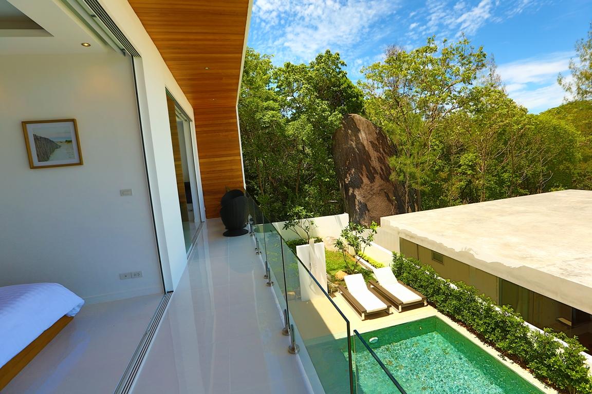 Unique Design Luxury Pool Villa on Lamai Hillside-15
