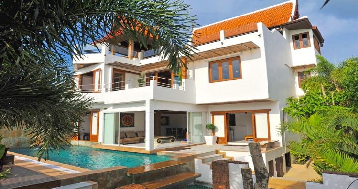 Unique Sunset Sea-view 6 Bedroom Villa on Bangrak-2