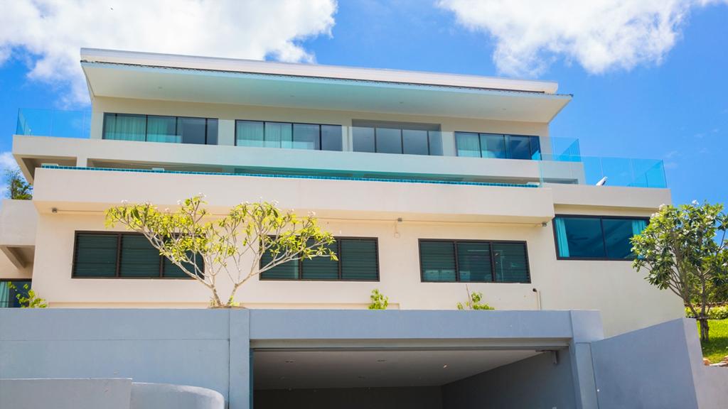 Luxury 6 Bedroom Sea-view Villa on Choeng Mon Peak-18