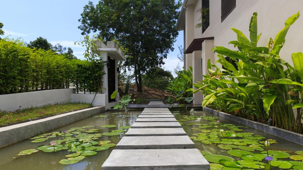 Luxury 6 Bedroom Sea-view Villa on Choeng Mon Peak-19