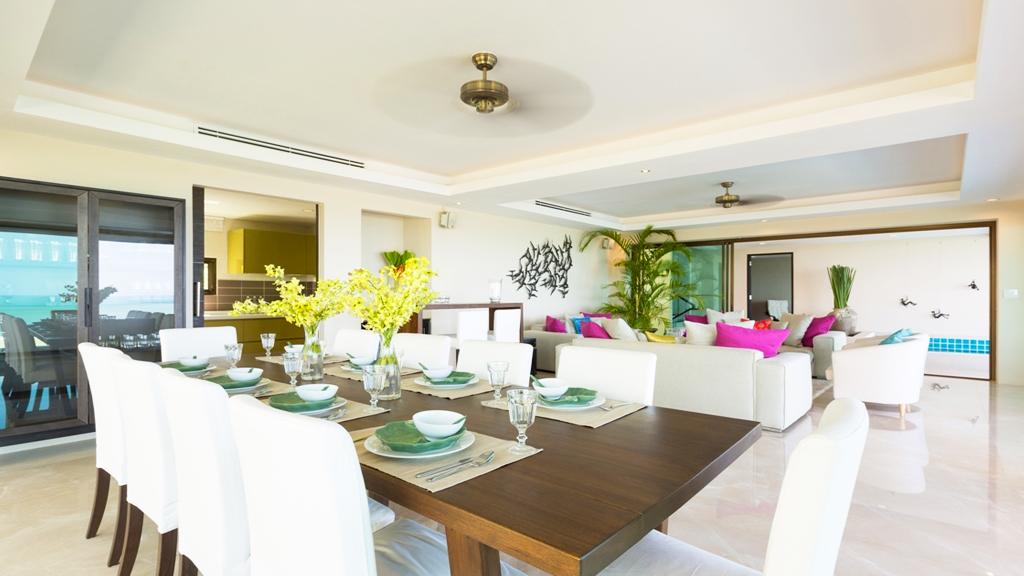 Luxury 6 Bedroom Sea-view Villa on Choeng Mon Peak-5