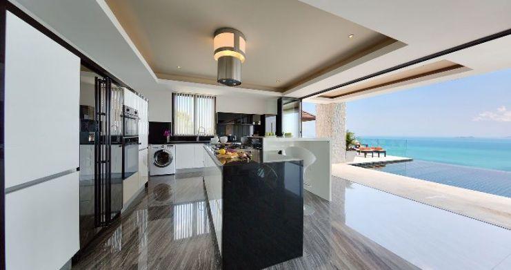 Unique 7 Bedroom Sunset Sea-View Luxury Pool Villa-9