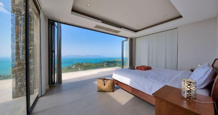 Unique 7 Bedroom Sunset Sea-View Luxury Pool Villa-31