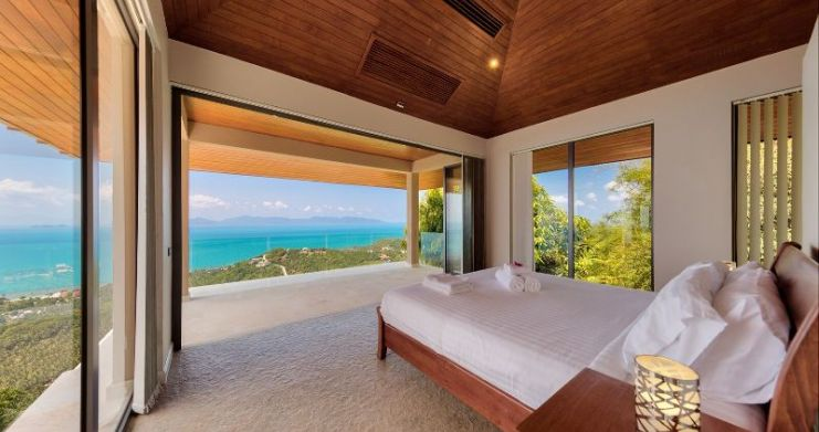 Unique 7 Bedroom Sunset Sea-View Luxury Pool Villa-27