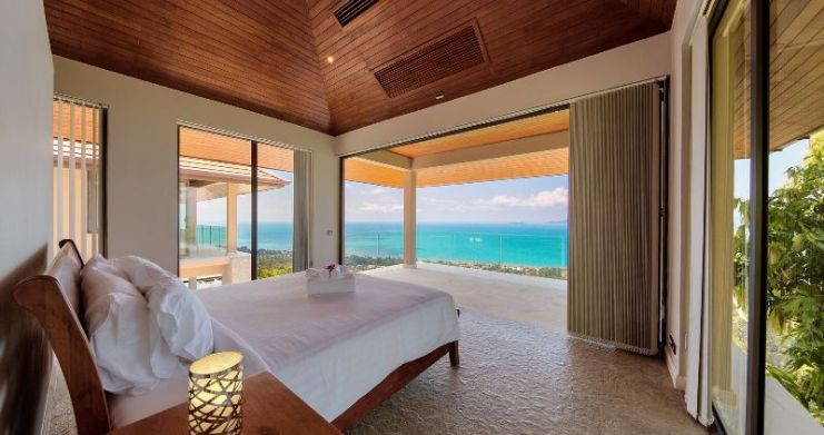 Unique 7 Bedroom Sunset Sea-View Luxury Pool Villa-28