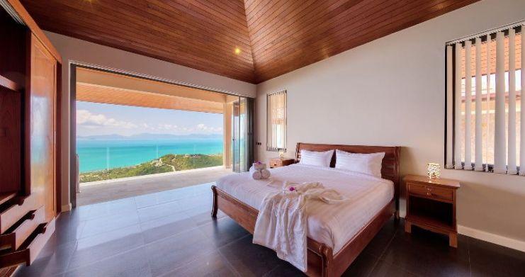 Unique 7 Bedroom Sunset Sea-View Luxury Pool Villa-23